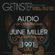 Soirée GET IN STEP : Audio + June Miller + 1991 + Zorel + Boneyard
