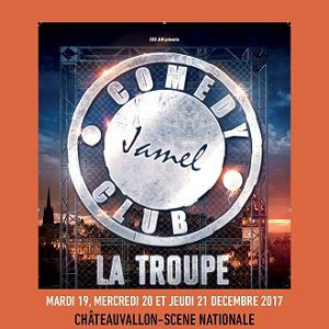 LA TROUPE DU JAMEL COMEDY CLUB @ CHÂTEAUVALLON - SCÈNE NATIONALE - OLLIOULES