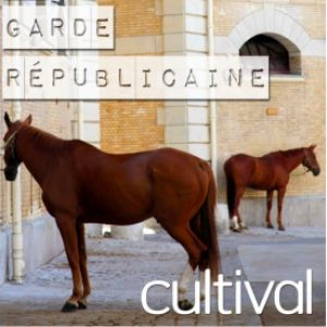 Au coeur de la Cavalerie de la Garde Républicaine @ CULTIVAL - PARIS