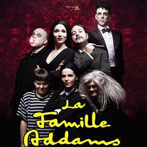 LA FAMILLE ADDAMS  @ Casino de Paris - Paris