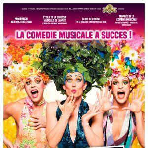 PRISCILLA FOLLE DU DÉSERT @ Théâtre Sébastopol - LILLE