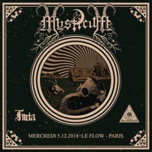 MYSTICUM + FURIA + AU-DESSUS @FLOW @ LE FLOW - PARIS