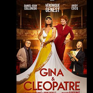 Gina & Cleopatre