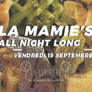 Soirée LA MAMIE'S ALL NIGHT AU YOYO à PARIS @ YOYO - PALAIS DE TOKYO - Billets & Places