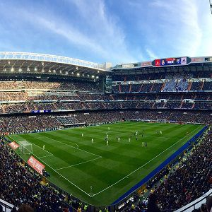 Billet Match Liga : Real Madrid / Fc Barcelone