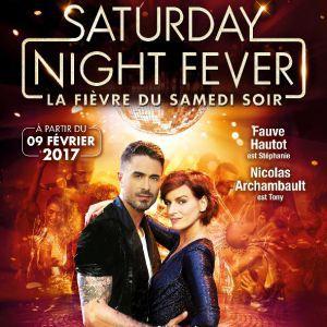 SATURDAY NIGHT FEVER @ Zenith d'Orléans - Orléans