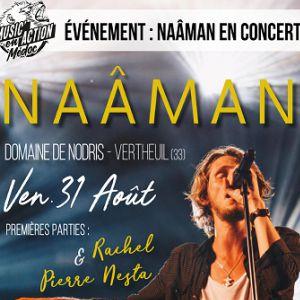 NAAMAN @ Domaine de Nodris - VERTHEUIL