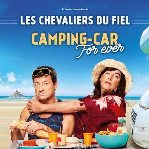 Les Chevaliers Du Fiel : Camping-Car For Ever À Port Viguerie