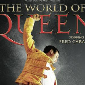 """The World Of Queen"" Starring Fred Caramia@Toulon"
