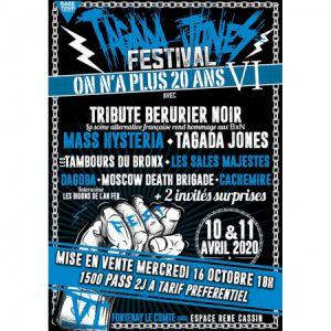 Festival On N'a Plus 20 Ans Vi - Vendredi