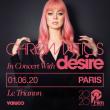 Concert CHROMATICS à Paris @ Le Trianon - Billets & Places