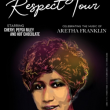 Concert ARETHA FRANKLIN RESPECT TOUR