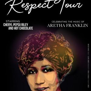 Aretha Franklin Respect Tour