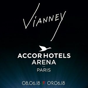 VIANNEY @ ACCORHOTELS ARENA - PARIS 12