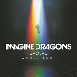 IMAGINE DRAGONS @ ACCORHOTELS ARENA - PARIS 12
