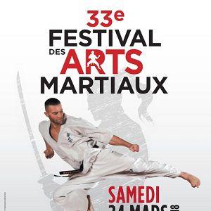 33ème Festival des Arts Martiaux @ ACCORHOTELS ARENA - PARIS 12