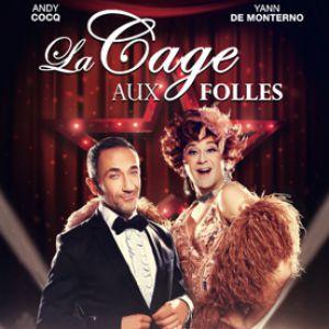 LA CAGE AUX FOLLES @ Casino Barrière Toulouse - Toulouse
