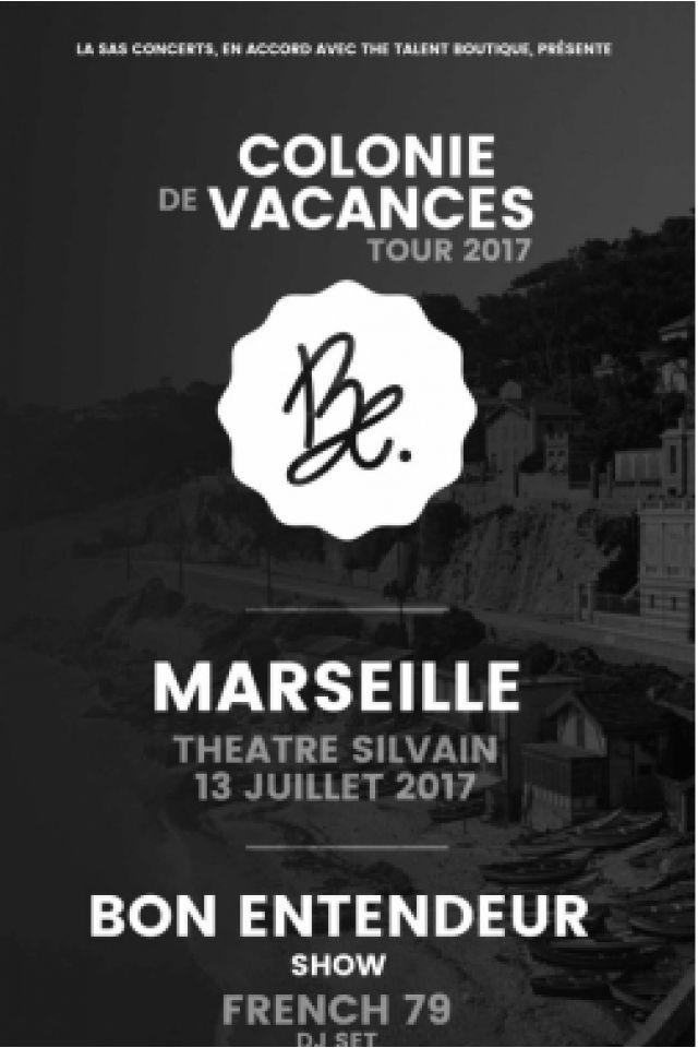 BON ENTENDEUR + FRENCH 79  @ Théâtre Silvain - MARSEILLE