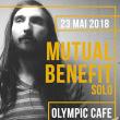 Soirée Mutual Benefit à PARIS @ Olympic Café - Billets & Places