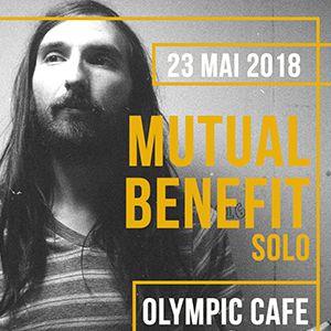 Mutual Benefit @ Olympic Café - PARIS