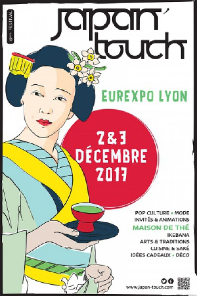 JAPAN TOUCH PASS WE @ EUREXPO - Chassieu