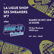 Festival LA LIGUE SHOP SES SNEAKERS N°7