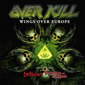 Overkill + Destruction + Flotsam & Jetsam
