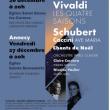 Concert Vivaldi les quatre saisons à Annecy @ Eglise Sainte Bernadette - Billets & Places