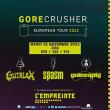 Concert GUTALAX + SPASM + GUINEAPIG à Savigny-Le-Temple @ L'Empreinte - Billets & Places