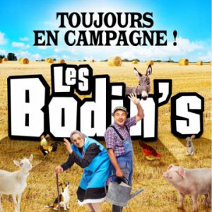 Spectacle Les Bodin's - Grandeur Nature