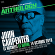 Concert JOHN CARPENTER à LA ROCHELLE @ LA SIRENE  - Billets & Places
