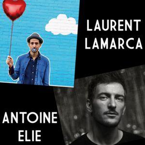 Antoine Elie + Laurent Lamarca