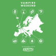 Concert VAMPIRE WEEKEND à Paris @ Zénith Paris La Villette - Billets & Places