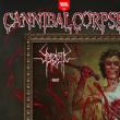 Concert CANNIBAL CORPSE + SADISTIC INTENT + GUEST