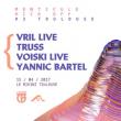 Soirée La Factory invite Monticule Kick-Off #3 w/ à RAMONVILLE @ LE BIKINI - Billets & Places