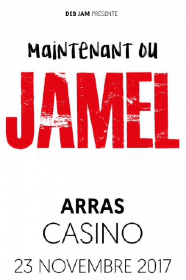 JAMEL DEBBOUZE @ Casino d'Arras - Grand'scène - ARRAS