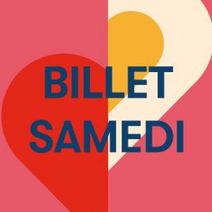 Pitchfork Paris - samedi 3 novembre @ Grande Halle de la Villette - Paris