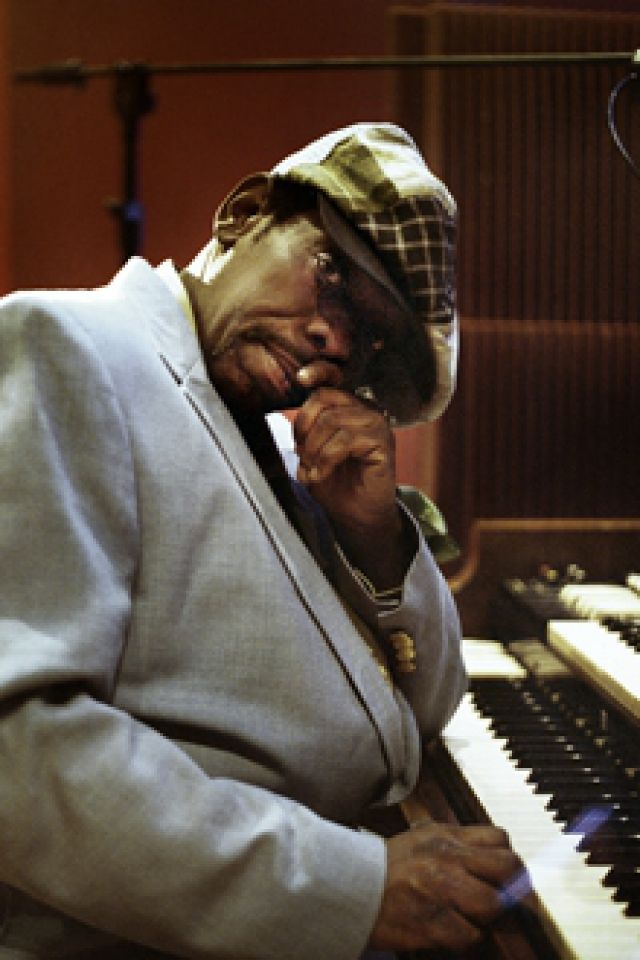 """LUCKY PETERSON """"Tribute to Jimmy Smith"""" @ Les Arcs - Queven"""