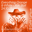 Spectacle EVERYTHING ORANGE AND WHITE KIKI BALL