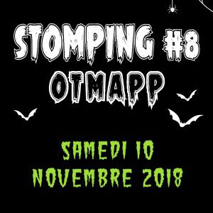 STOMPING 8 @ SECRET PLACE - SAINT JEAN DE VÉDAS