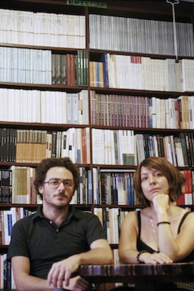 MADELEINE & SALOMON @ La Crypte - LAGORCE