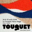TOUQUET MUSIC BEACH FESTIVAL-PASS 2 JOURS Du 24/08 Au 25/08/2018 à LE TOUQUET PARIS PLAGE @ Plage du Touquet - Billets & Places