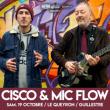 Concert CISCO HERZHAFT & MICFLOW - Beat Boxing the Blues