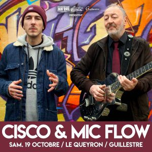 Cisco Herzhaft & Micflow - Beat Boxing The Blues