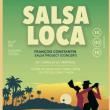 Concert SALSA LOCA - François Constantin + Dj Natalia La Tropikal