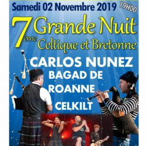 7Ème Grande Nuit Celtique Et Bretonne