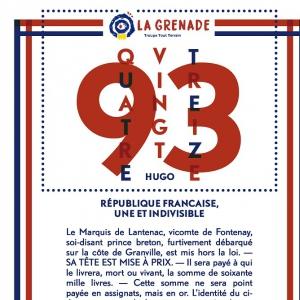 Quatre-vingt Treize @ Le Galet - REYRIEUX