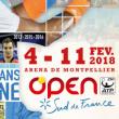 OSDF 18 - PASS TENNIS ILLIMITE à Montpellier @ SUD DE FRANCE ARENA - Billets & Places