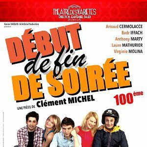 Billets DEBUT DE FIN DE SOIREE de Clément MICHEL - Casino