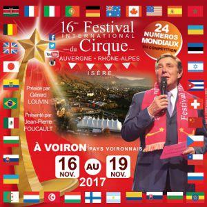 LE FESTIVAL DU CIRQUE - Finale du Festival @ Grand Chapiteau - VOIRON